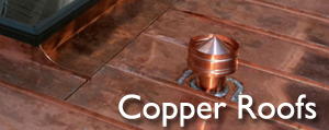 new copper roofs Cambridgeshire